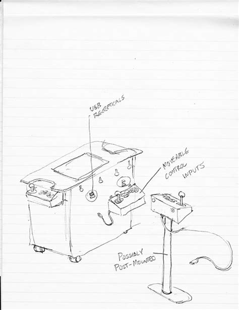 Mame Tabletop Cabinet Plans by Woodwork Table Arcade Plans Pdf Plans