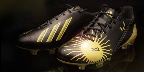 Sepatu Bola Adidas Messi For Socer Players Sporty Made In sepatu spesial adidas messi ballon d or f50 bola net