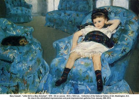 mary cassatt little girl in a blue armchair 200 best paul gauguin images on pinterest paul gauguin painted canvas and post impressionism