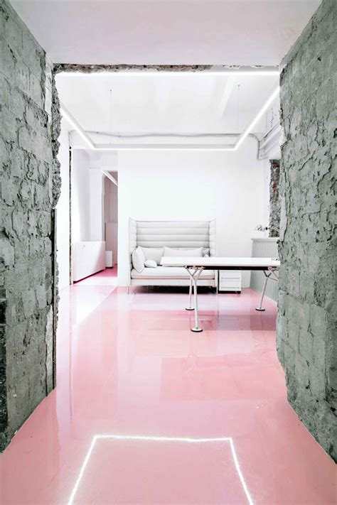 Pink Floor L by Pretty In Pink Floors La La Lovely