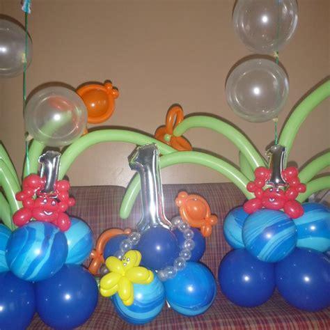 161 best images about balloons under the sea on pinterest balloon ideas balloon decorations