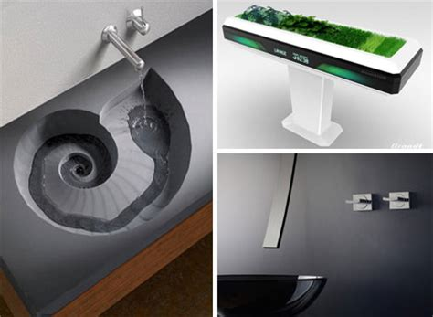 sink design sweet sinks 16 modern sink wash basin designs urbanist
