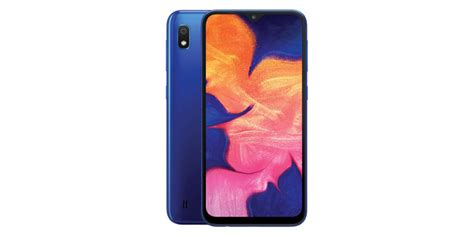 Samsung A10 Best Buy by Samsung Galaxy A10 With 6 2 Inch Infinity V Display Exynos 7884 Launched In India For Rs 8490