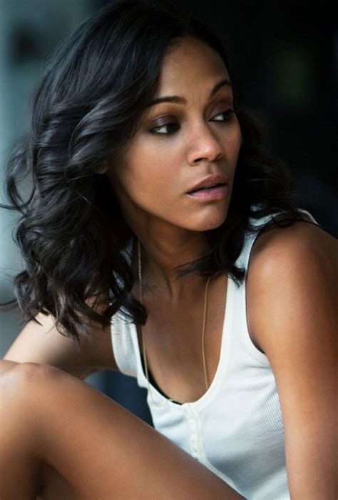 Zoe Saldana Hairstyles by Zoe Saldana Hairstyles Hd Pictures