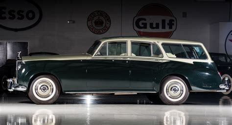 rolls royce project cullinan this rolls royce silver cloud wagon ought to do the trick