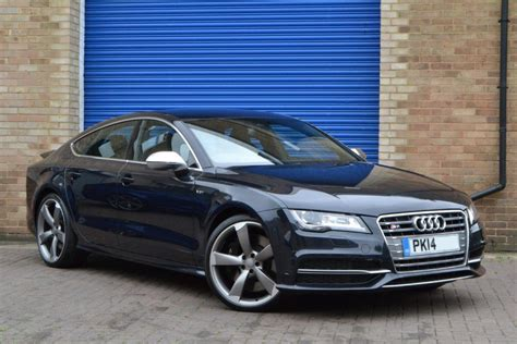 Audi S7 Used by Used Moonlight Blue Audi S7 For Sale Buckinghamshire