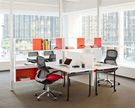 Knoll Office by Antenna 174 Workspaces Office Snapshots