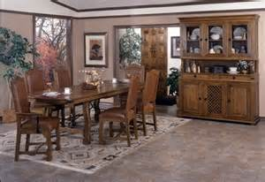 Spanish Style Dining Room Furniture Traditional Mission Style Dining Room Set Apps Directories