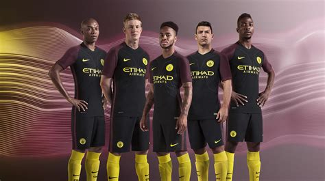 Manchester City Away 2016 by Manchester City Away Kit 2016 17 Nike News