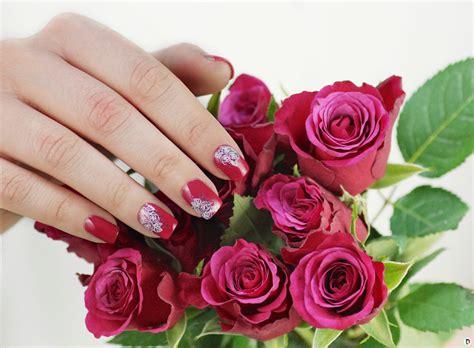Rosen Lackieren by Lackschaft Dhana Lackiert Frischlackiertchallenge