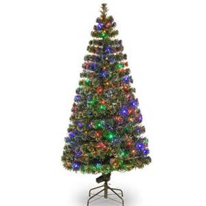 fiber optic christmas tree 6 fiber optic evergreen