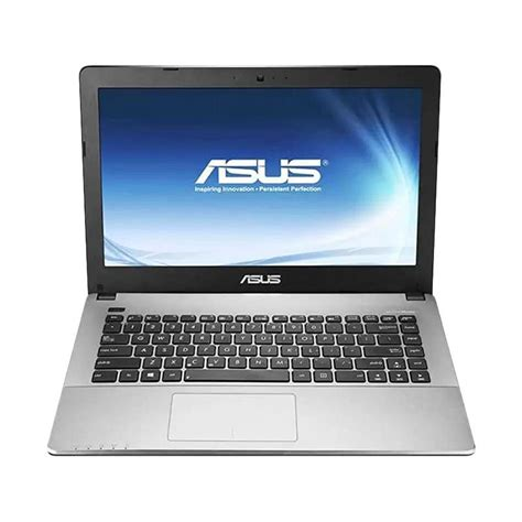Laptop Asus I3 14 Inch jual asus a455lf notebook hitam 14 inch intel i3 5005 nvdia 2gb ram 4gb hdd 500gb