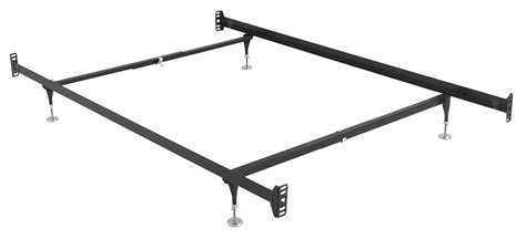 bed frame rail cl bed rails for twin or full size headboard and footboard