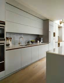 Roundhouse minimal kitchens contemporary kitchen london by