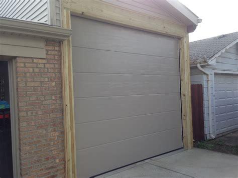 Garage Door Chicago Before After Gallery Garage Door Professionals Of Chicago