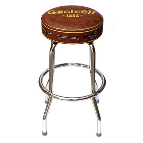 24 Inch Bar Stools Gretsch 1883 24 Inch Bar Stool At Gear4music