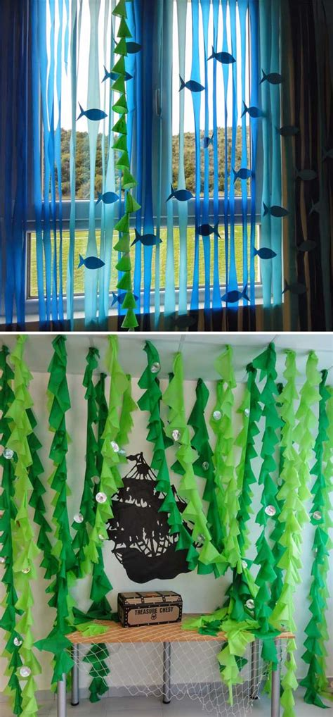 sea decorations for home stunning under the sea decorating ideas kids would love