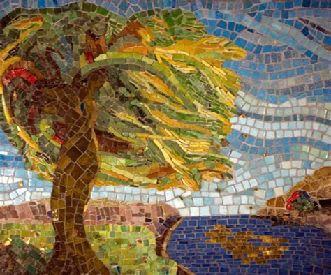 mosaic pattern landscape 42 best images about mosaic trees on pinterest trees