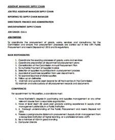 Procurement Manager Description by Procurement Manager Description Pr Assistant Cover Letter Procurement Manager