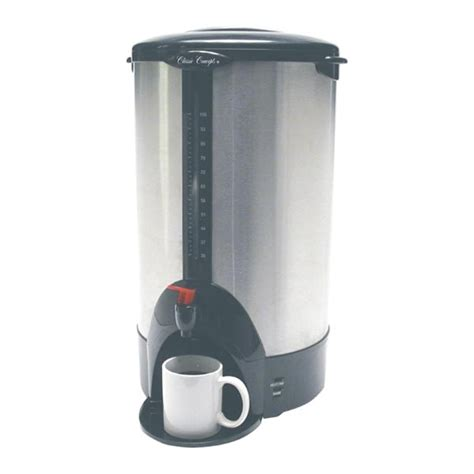 Sigmatic Coffee Maker 100 Ss coffee maker 100 cup robin event rental
