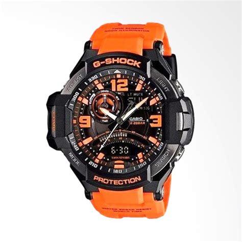 Casio G Shock Ga 110rd 4adr Water Resistance 200m Original jual casio g shock ga 1000 4adr orange jam tangan pria harga kualitas terjamin