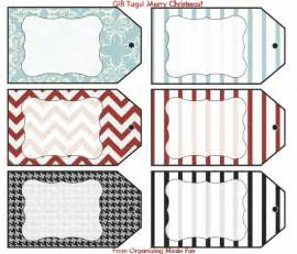 free printable gift tags templates free printables thank you cards gift tags