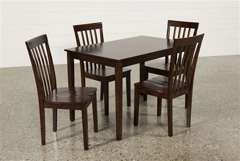living spaces esszimmer sets carson ii 5 dining set living spaces