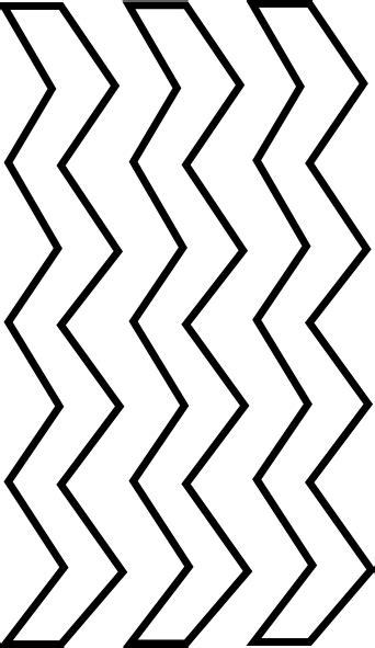 Black Zig Zag Clipart - Clipart Suggest Zig Zag Pattern Clipart