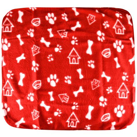Leopard Print Car Mats Uk by Large Soft Fleece Pet Blanket Home Car Mat Paw Print