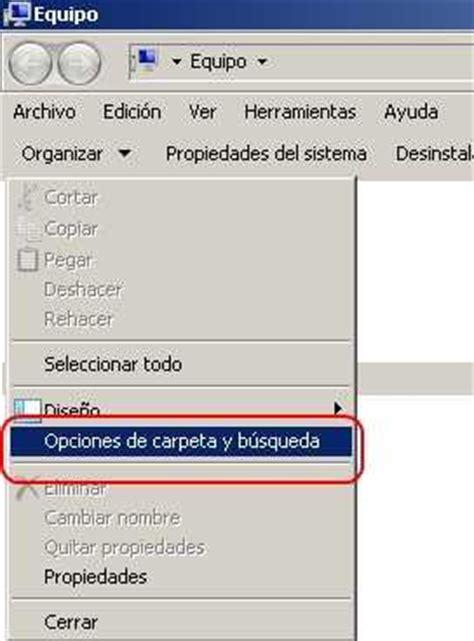 ver imagenes ocultas windows 7 ver archivos y carpetas ocultas en windows 7 notebookypc com
