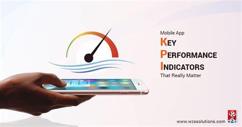 mobile network key key mobile app performance indicators kpis that really