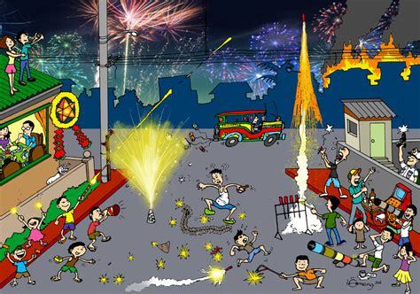 new year bank philippines philippine new year s celebration by dinuguan on