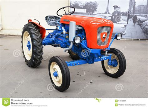 first lamborghini tractor lamborghini tractor editorial stock image image of street