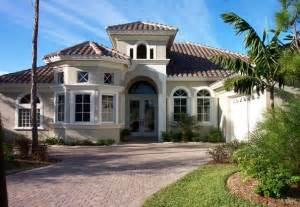 House Plans Mediterranean Florida Ranch Style With Open Floor Plan Trend Home