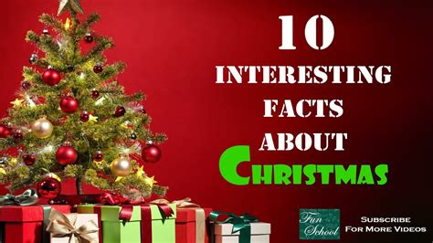 top christmas facts top 10 interesting facts about merry all of you in funschool