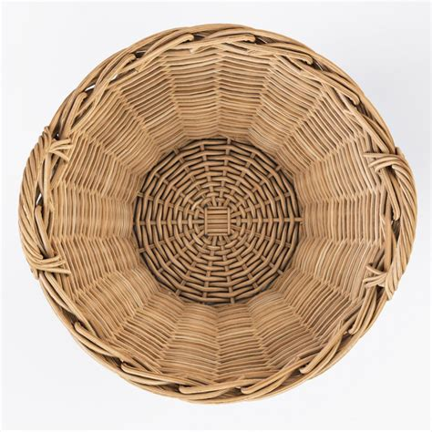 ikea wicker baskets wicker basket ikea nipprig with apples 3d model cgstudio