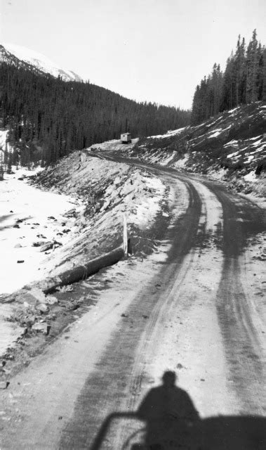 Alaska Highway constuction disrupts extended families