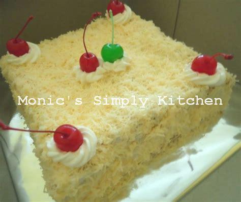 Bratwurst Keju 6 Pc Chicko Cheese cheese cake cake tabur keju monic s simply kitchen