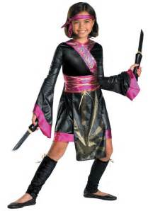 halloween costumes girls girls dragon ninja costume
