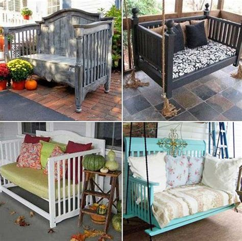 repurposing furniture ideas awesome old furniture repurposing ideas for your yard and