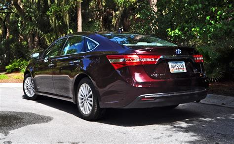 toyota avalon hybrid reviews 2014 road test review 2015 toyota avalon hybrid 64