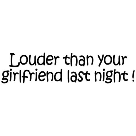 agoda your last night is free sticker humour louder than your girlfriend last night