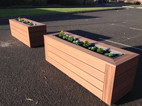 cheap planter boxes 89 best images about flower pots planter box on planters raised garden beds and