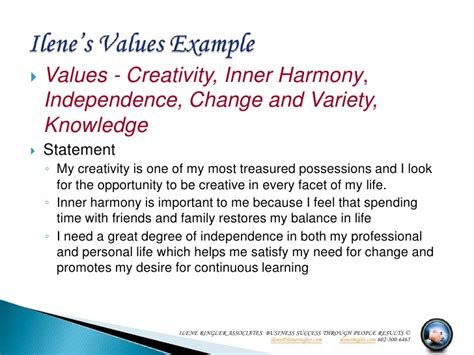 values statement template personal values statement sles drugerreport732 web