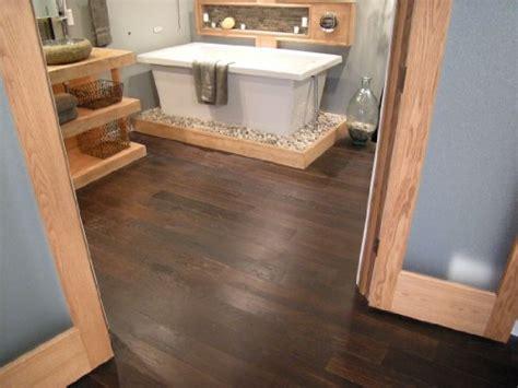 engineered hardwood bathroom distressed plank flooring distressed plank brazilian