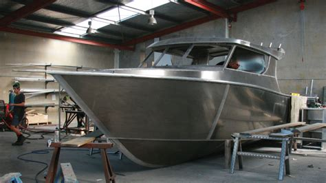 boat construction our process