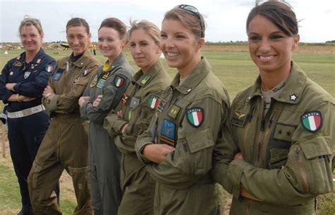 dati accademia aeronautica donne in armi il personale femminile nelle forze armate