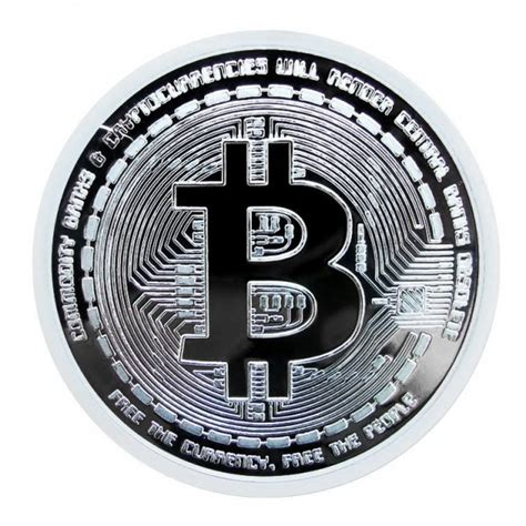 bitcoin silver 1oz silver bitcoin bullion round european mint