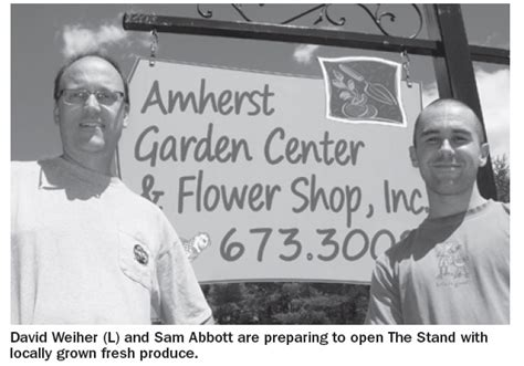 Amherst Garden Center by Allen Remodeling Supports Amherst Garden Center How About