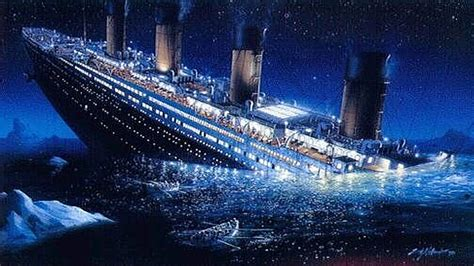 Titanic Sinking Reason by The Real Reasons Why The Titanic Sank